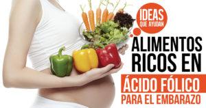 acido folico embarazo marcas