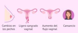 1 semana embarazo sin sintomas