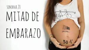 semana 20 embarazo gemelar