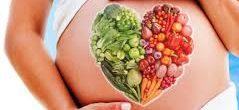 Dieta embarazo