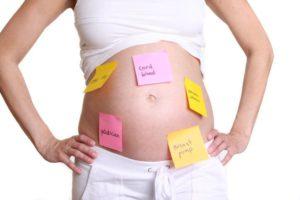 semana 22 embarazo contracciones
