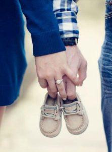 anunciar embarazo familia