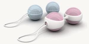 bolas chinas embarazo