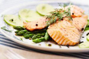 salmon ahumado embarazo cocinado