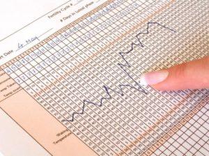 temperatura basal embarazo grafica