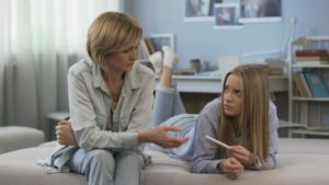 embarazo adolescente causas