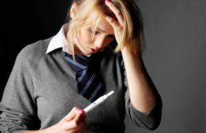embarazo adolescente definicion