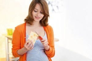 queso embarazo parmesano