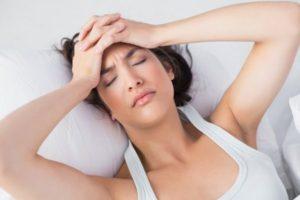 dolor de cabeza embarazo 8 semanas