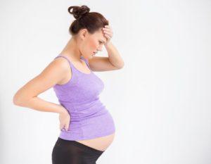 dolor de cabeza en el embarazo a que se debe