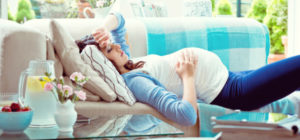 gastroenteritis embarazo