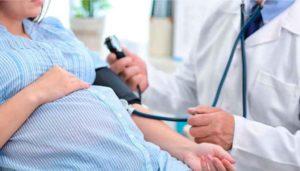 preeclampsia embarazo sintomas
