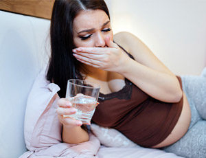 vomitos embarazo medicamento