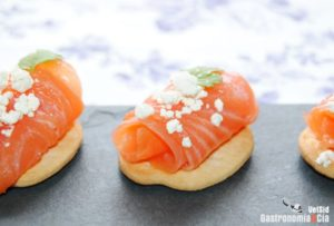 salmon ahumado embarazo congelar