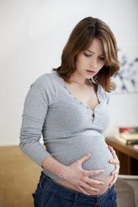 semana 35 a 40 de embarazo
