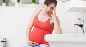 gastroenteritis embarazo 26 semanas
