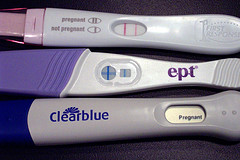 test de embarazo antes de la regla